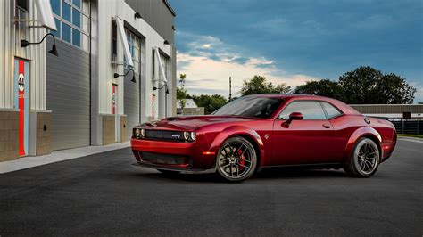 dodge challenger srt hellcat widebody wallpapers hd