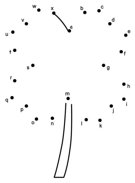 abc shamrock st patricks day dots  dots dimagiz dots