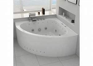Baignoire Balnéo D Angle : baignoire baln o d 39 angle armonie ~ Dailycaller-alerts.com Idées de Décoration