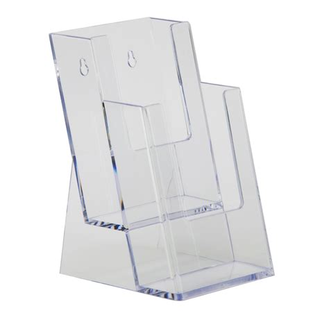 slant  acrylic sign holder buy acrylic displays