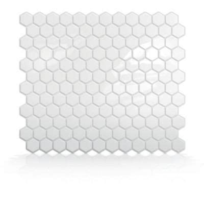 smart tiles peel and stick hexagon 17 best images about airstream on trellis rug