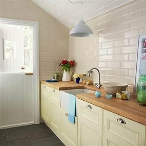 Küchenwände Neu Gestalten : k che streichen 60 vorschl ge wie sie eine cremefarbige k che gestalten ~ Sanjose-hotels-ca.com Haus und Dekorationen