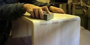 petits meubles design en bois massif les pepites de zinezoe With fabrication d un meuble en bois