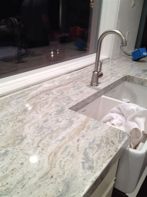 granite with veins white granite kitchen countertops