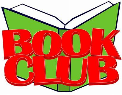 Club Clip Clipart Library Meeting Books Clubs