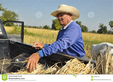 Old Farmer Stock Photography - Image: 30286192