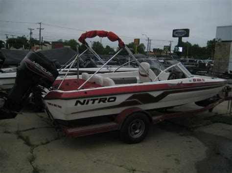 Nitro Boats Tulsa by Tulsa New And Used Boats For Sale