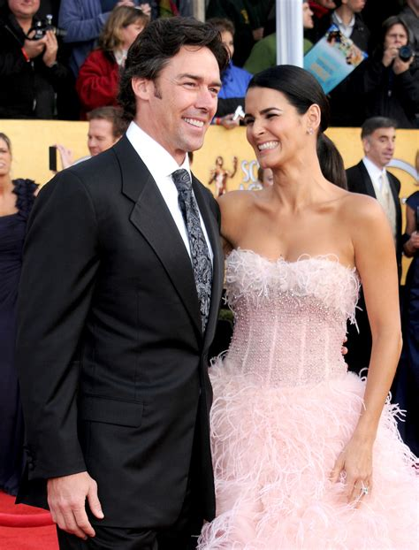 angie harmon  jason sehorn proposal