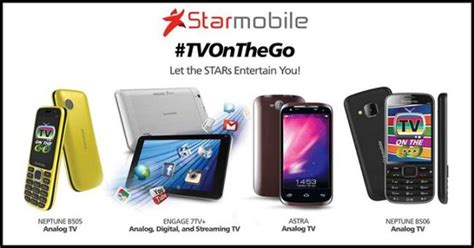 List Of Tv Phones From Starmobile With Price List For 2014