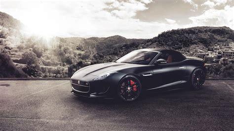 F Type Hd Picture by Wallpaper Jaguar F Type V8 S Black Supercar 1920x1200 Hd