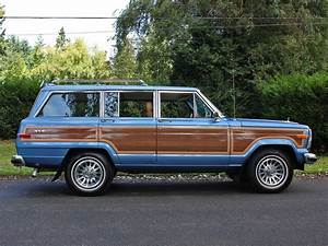 Jeep Grand Wagoneer : 1988 jeep grand wagoneer spinnaker blue jeeps jeep wagoneer and jeep grand cherokee ~ Medecine-chirurgie-esthetiques.com Avis de Voitures