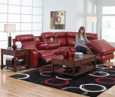red sectional sofa with chaise red leather sectional with chaise
