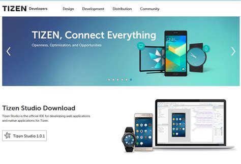 samsung announces net support and visual studio tools for tizen os mspoweruser