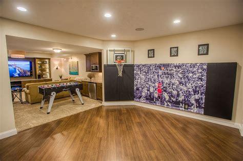 breathtaking design ideas   basement renovation