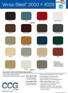 Menards Pole Shed Plans by Morton Building Color Chart Pictures To Pin On Pinterest