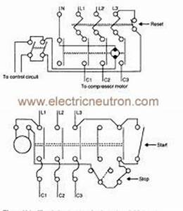 electrical drawing of dol starter readingratnet With images dol starter wiring diagram images dol starter wiring diagram