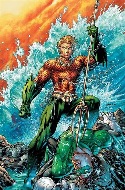 Aquaman Injustice Dc Aqua Trident Comics Justice