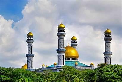 Brunei Darussalam Bandar Tiny Seri Begawan Amidst