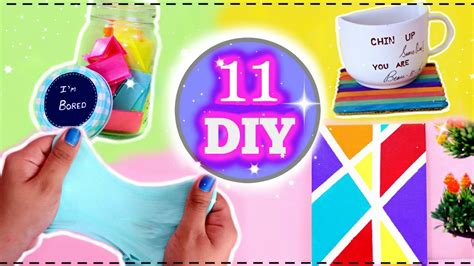 minute crafts    youre bored  fun diys easy