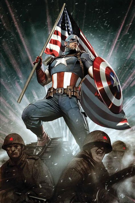collecting captain america comic books  graphic novels