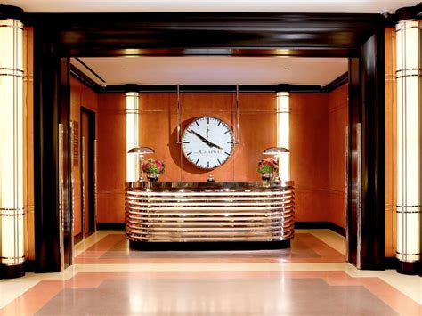 deco hotel new york city the chatwal architectural holidays