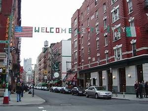 Little Italy in New YorkWhere culture and great food