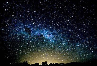 Sky Star Giphy Animated Night Stars Starry