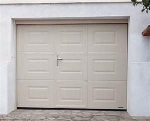 Porte De Garage Sectionnelle Avec Porte : photos portes de garage habitat la toulousaine ftfm ~ Edinachiropracticcenter.com Idées de Décoration