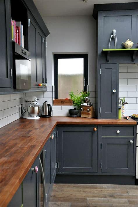 choisir plan de travail cuisine pourquoi choisir une cuisine avec plan de travail bois