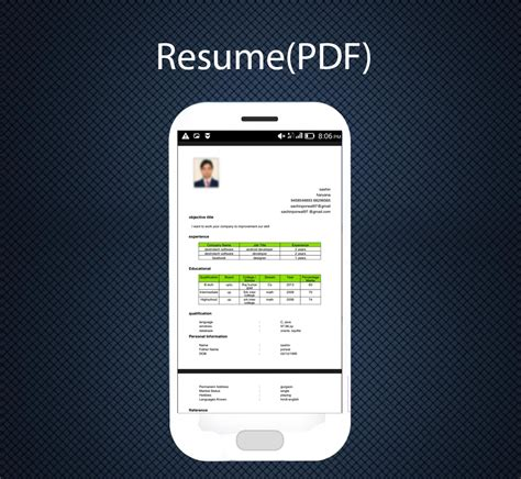 Resume Maker Apk by Professional Resume Maker 1 3 Apk
