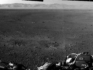 First full-resolution and panorama images from NASA's ...