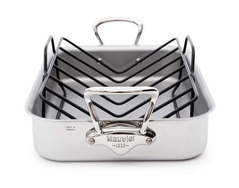 allfreecasserolerecipes mauviel tri ply roasting pan