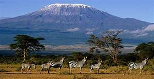Tanzania's cable car plans for Mount Kilimanjaro spark ...