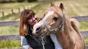 Horsing Around For Therapy
