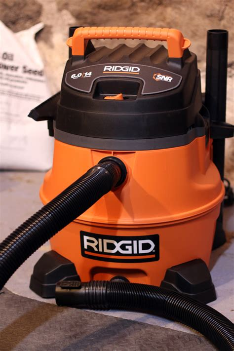 Ridgid Wd1450 14 Gallon Wetdry Vacuum Product Review