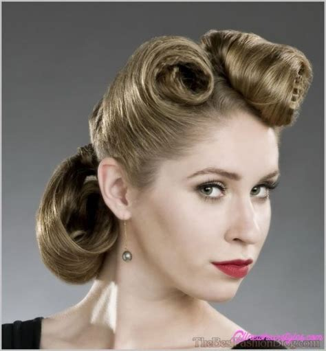 Retro Womens Hairstyles by S Retro Hairstyles Allnewhairstyles
