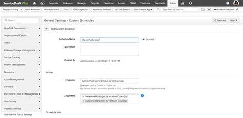 pct help desk servicedesk plus 9 3 new features enhancements