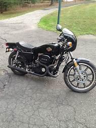 1977 Harley Davidson Cafe Racer For Sale
