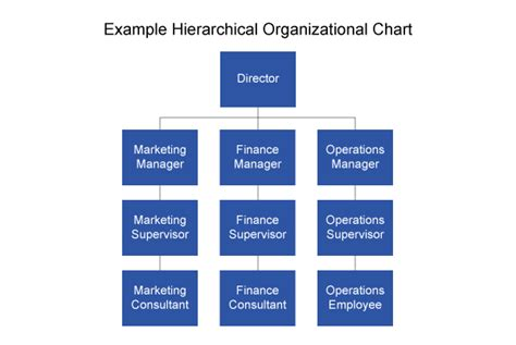 Types Of Business Organizational Structures
