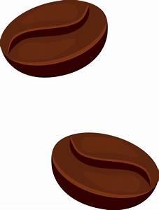 Clipart - Coffee beans