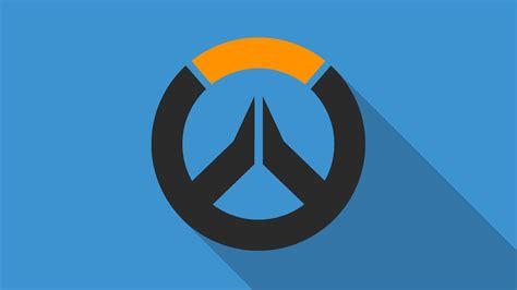 general  video games overwatch logo wallpaper