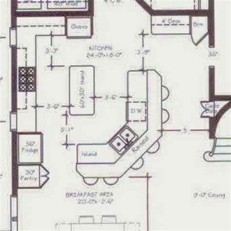 kitchen island floor plans help with our kitchen floor plan