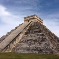 Mayan Pyramids Chichen Itza