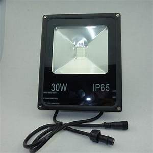 Dc36v 30w High Power Led Ws2811 Controlled Rgb Flood Light