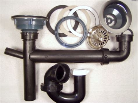 repair leaking kitchen sink drain kitchen sink drain kit mobile home repair instruction