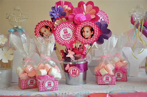 Birthday Party Decorations To Make At Home-home Party