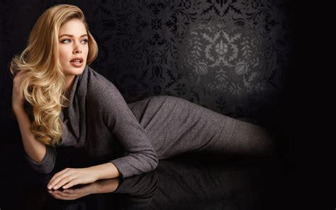 Doutzen Kroes 2015 Model Girl Wallpaper