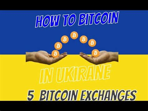 You can buy bitcoins through cash, credit card, debit card, wire transfer as well as through paypal. How to buy bitcoin in Ukraine - YouTube