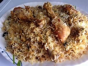 Hyderabadi Chicken Dum Biryani | Recipe | Biryani recipe ...