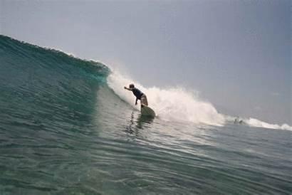 Surfing Shoreline Copner Maldives Cokes Surf